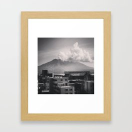 Beauty and Power Framed Art Print