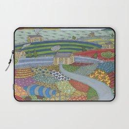 island patchwork Laptop Sleeve