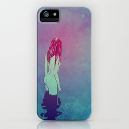 Skinny Dipping iPhone Case