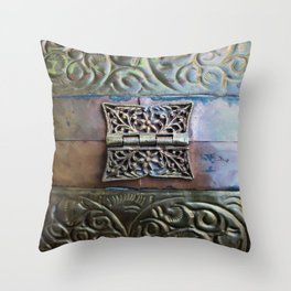 Morgause Throw Pillow