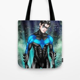 Dick Grayson Tote Bag