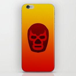 The Masked Man iPhone Skin