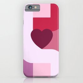 Heart Check iPhone Case