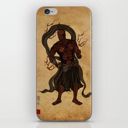 Darth Um iPhone Skin