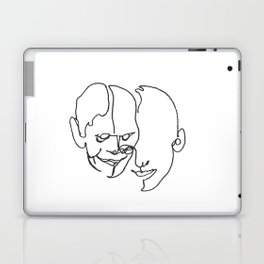 When two become one Laptop & iPad Skin