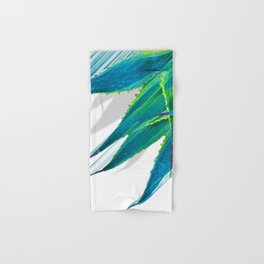 The soaring flight of the agave Hand & Bath Towel