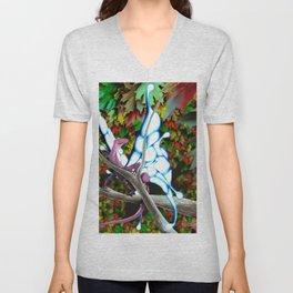 Fairie Dragon Unisex V-Neck