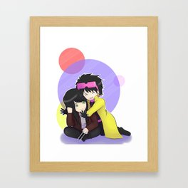 My Wonder Duo Framed Art Print