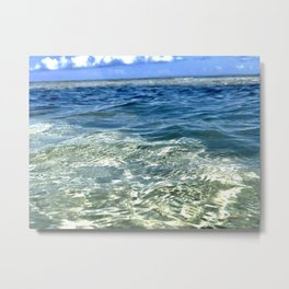 Water Beauty Metal Print