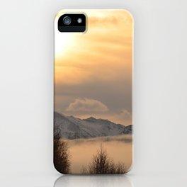 Winter Fog iPhone Case