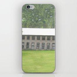 The old barn iPhone Skin