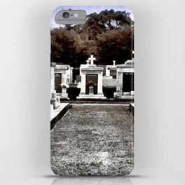Death Row iPhone Case