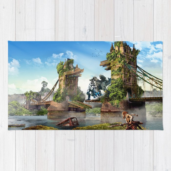 London [Horizon Zero Dawn] Rug