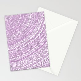 Pink Pulse o2. Stationery Cards