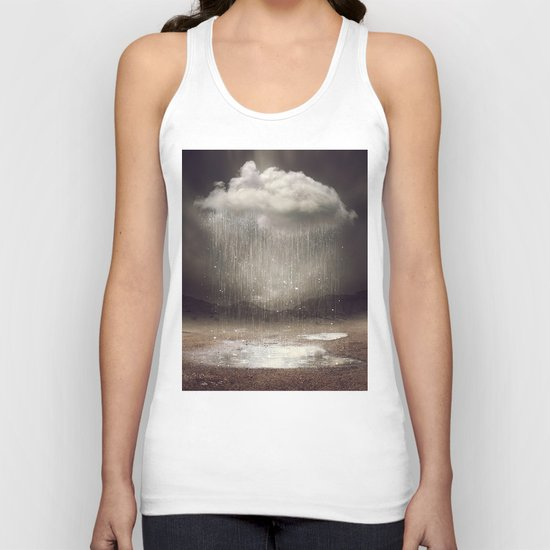 It's Okay. Even the Sky Cries Sometimes. Unisex Tank Top