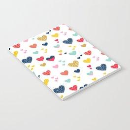 cheerful hearts Notebook