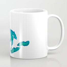 watercolor Great Lakes Coffee Mug