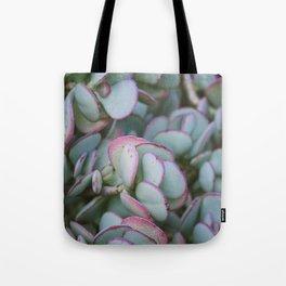 Succulent Jungle Tote Bag