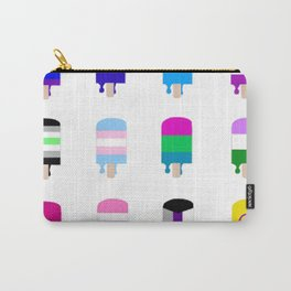 LGBT+ Pride Popsicles Carry-All Pouch