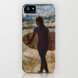 Girl Grom iPhone Case