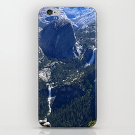 Vernal Falls And Nevada Falls iPhone Skin