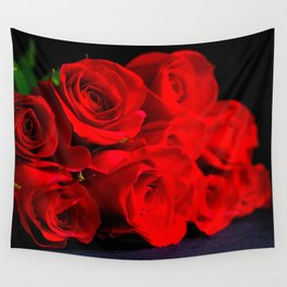 Ignited Passion Wall Tapestry
