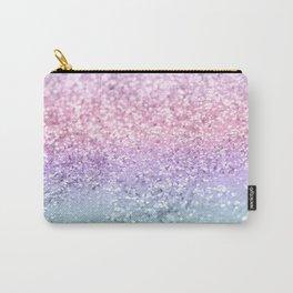 Unicorn Girls Glitter #1 #shiny #pastel #decor #art #society6 Carry-All Pouch