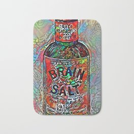 Brain Salt Bath Mat