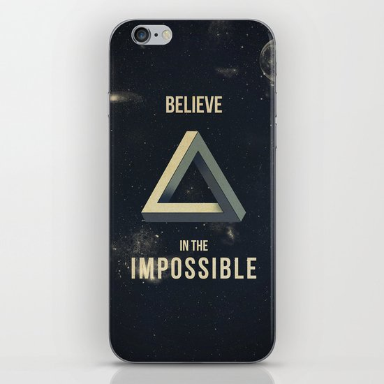 Impossible iPhone & iPod Skin