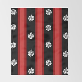 Ruby Rose  Throw Blanket