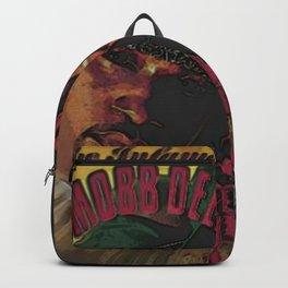 Mudra Muzik Album Cover / Mobb Deep Backpack