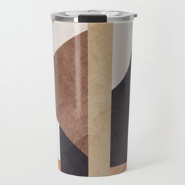 Abstract Geometric Art 10 Travel Mug