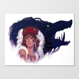 Prideful Canvas Print