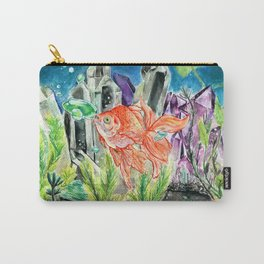 Peculiarity Carry-All Pouch