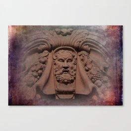 made of stone, Mainz Canvas Print