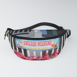 Endless Weekend At The Beach Fanny Pack