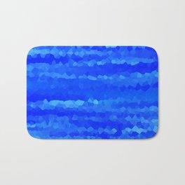 Crystallized Waves. Bath Mat