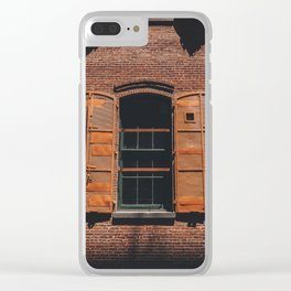 Soho VI Clear iPhone Case