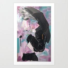 Gen Z Art Print