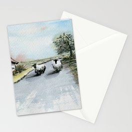 None Shall Pass Stationery Cards