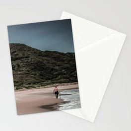 Little hand says it's time to rock and roll.  Stationery Cards