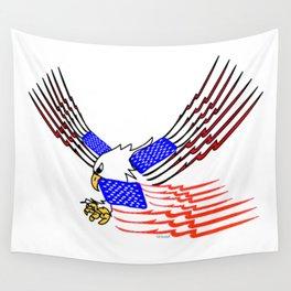 """Hoo Rah"" America Wall Tapestry"
