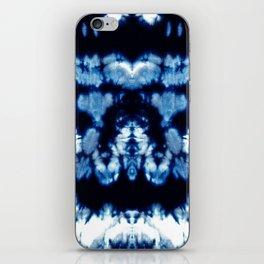 Tie-Dye Shibori Neue iPhone Skin