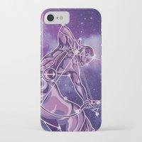 sagittarius iPhone & iPod Cases featuring Sagittarius by WesSide