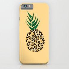 Leopard Pineapple Picture Slim Case iPhone 6