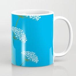 Queen Anne's Lace a Kentucky Wild Flower Coffee Mug