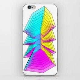 Cubes 4 iPhone Skin