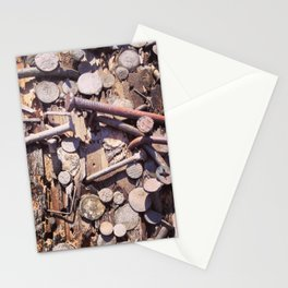 Nailed Texture Stationery Cards