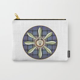 Renewable Energy, design by KPC Studios Carry-All Pouch