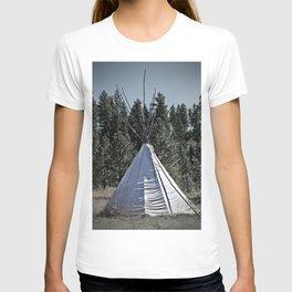 Tipi Dreaming T-shirt